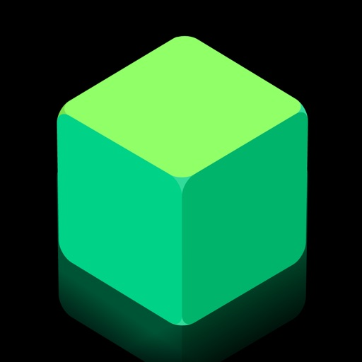 Cubie Fill The Grid Puzzles Block Buddies Icon