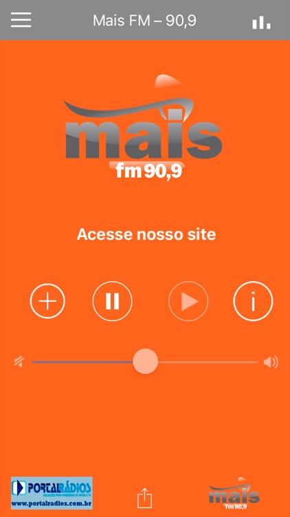 Mais FM – 90,9 – Conceição do Pará app image