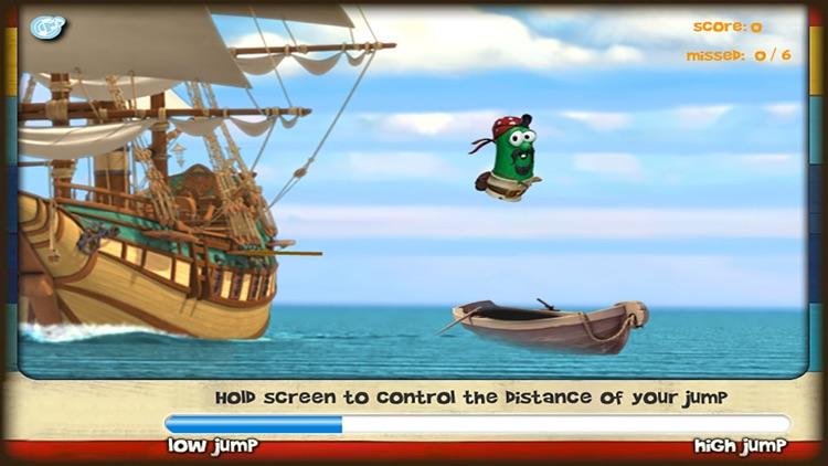 Jump into Ship - Sea Escape
