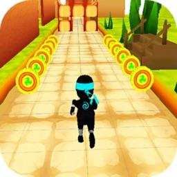 Mini Ninja Run