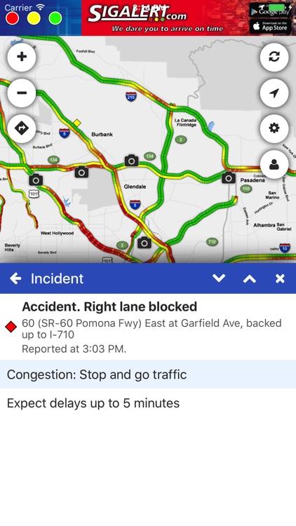 Sigalert.com - Live traffic reports