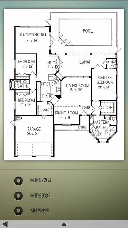 Mission House Plans Guide screenshot-3