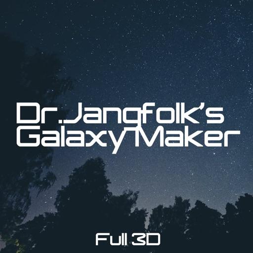 Galaxy Maker by Cheong-il Jang