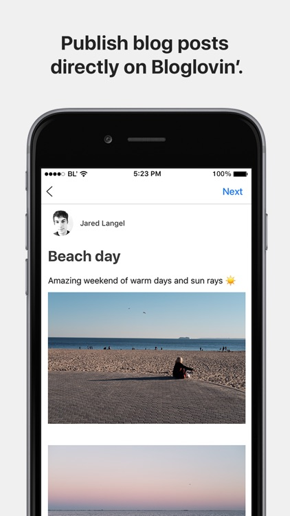 Bloglovin' – The best app to discover & read blogs screenshot-3