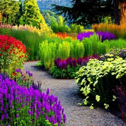 Colorful Secret Garden Wallpapers