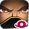 BLACK FIST Ninja Run Challenge
