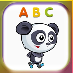Panda ABC Alphabet Learning Games