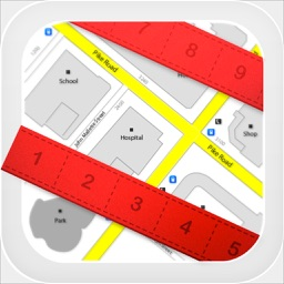 Planimeter lite - Measure area and distance on map