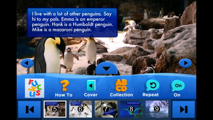 SeaWorld: Penguin Pals screenshot-2