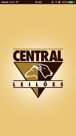 4c32dcc1cf8 Central Leilões na App Store