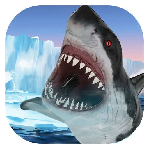 Angry Shark Attack Adventure Game