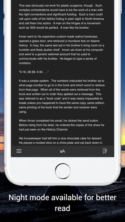 FBook - read millions ebooks screenshot-3