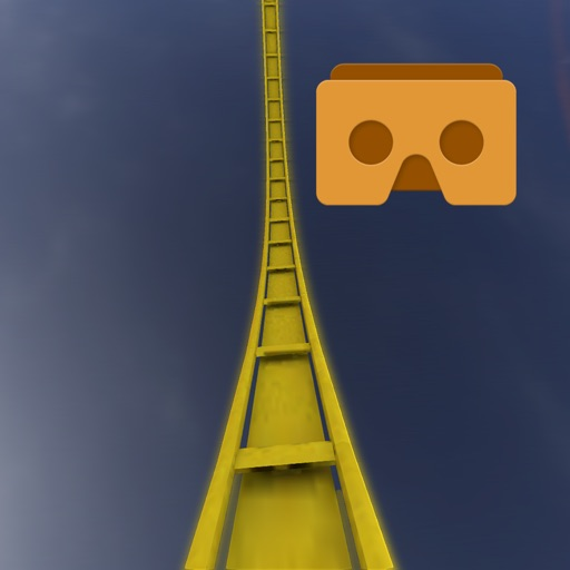 VR Roller Coaster for Cardboard Virtual Reality