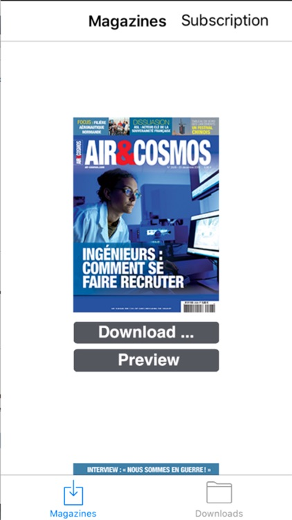 Air&Cosmos screenshot-1