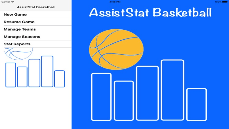 AssistStat Basketball