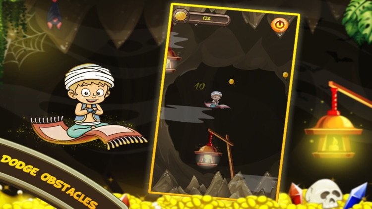 Cave Escape - One Touch Flying Game
