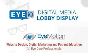 EYEiQ Digital Media Display
