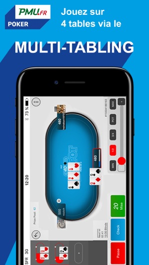 Pmu poker ios