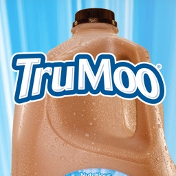 TruMoo Brand Milk Stickers