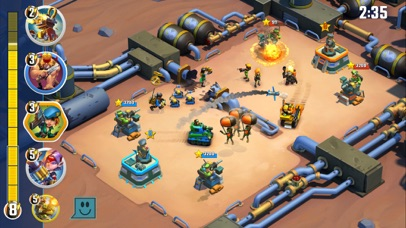 Blitz Brigade: Rival Tactics screenshot 4