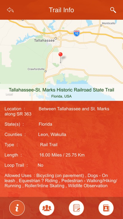 Florida State Parks & Trails screenshot-3