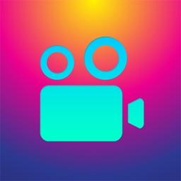 Cool Video Keyboard - Custom Emoji & Rainbow Theme