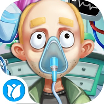 Papa's Injury Operation-Real Surgery Sim