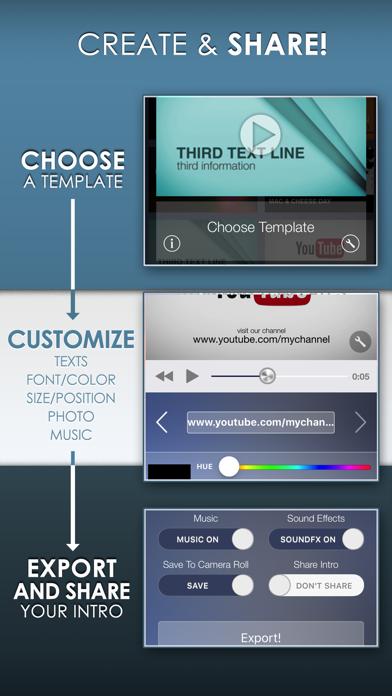 Intro Designer Lite Create Intros For Imovie Revenue