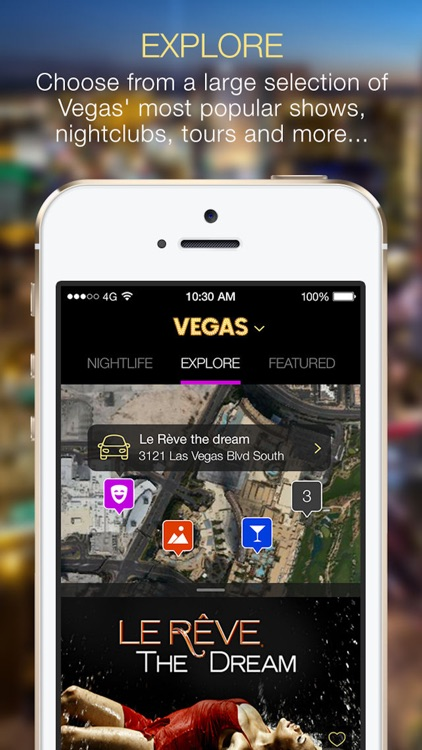 VEGAS (the app)