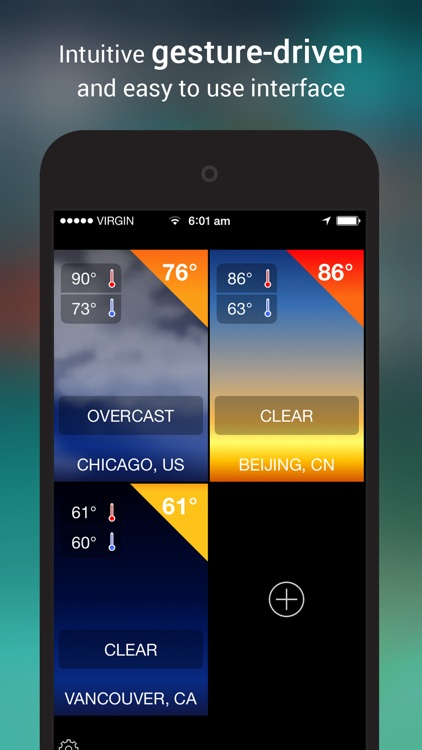 iWeather - World weather forecast