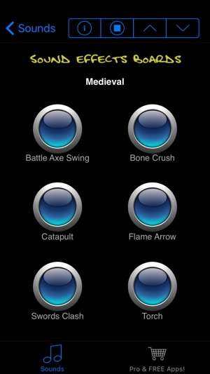 Sound Effects Boards & Noises on the App Store