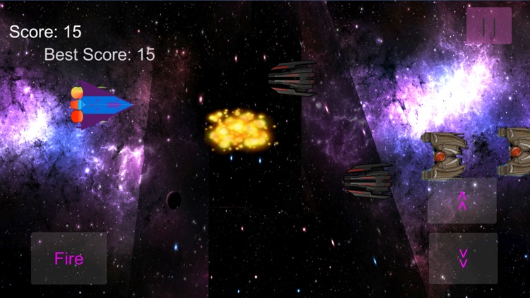 Attack Space screenshot-3