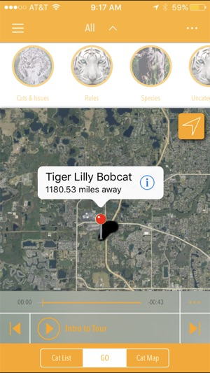 Big cat rescue on the app store big cat rescue on the app store gumiabroncs Image collections