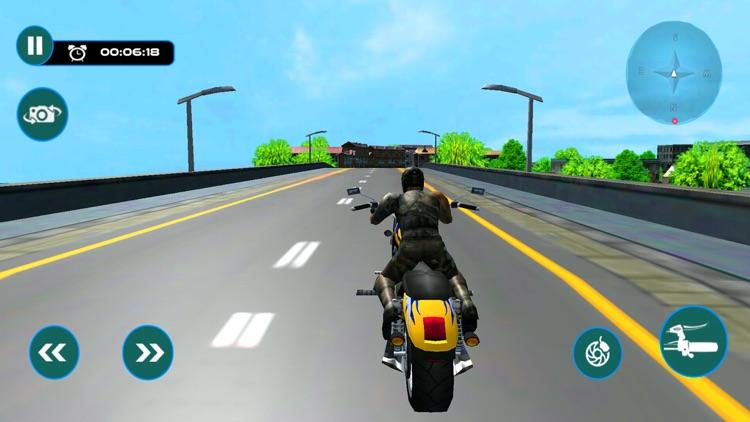 Furious City Moto Bike Rider – Race Simulator Game by
