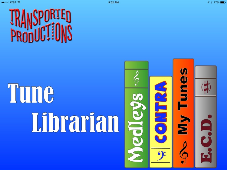 Tune Librarian screenshot-0