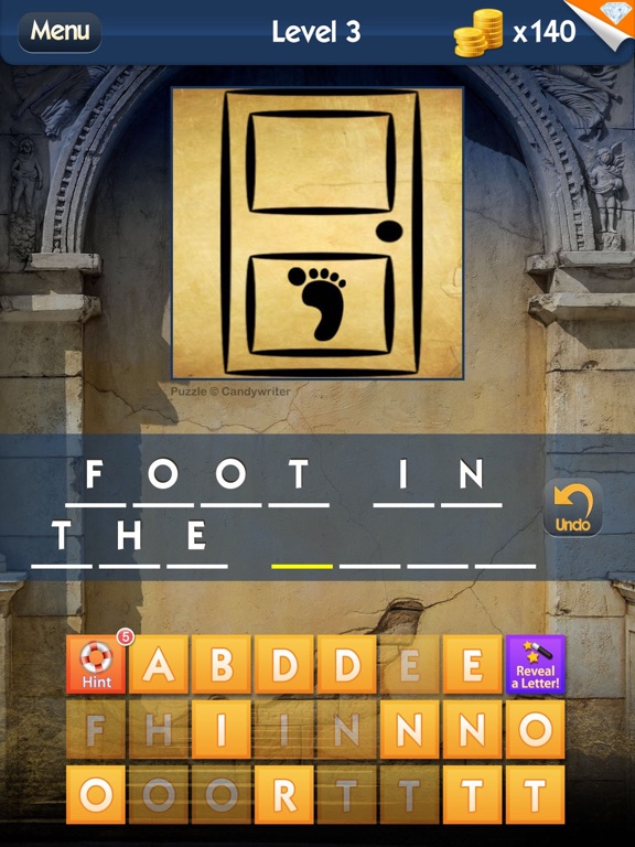What's the Saying? - Logic Riddles & Brain Teasers-ipad-1