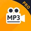 Video to mp3 converter Pro - audio extractor