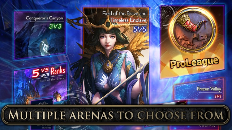 Ace of Arenas - The Mobile MOBA Mastered screenshot-4