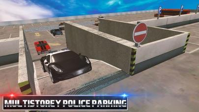 複数階警察の駐車場の運転手シミュレータのおすすめ画像4