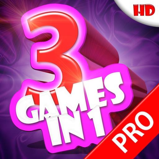 Awesome Fun 101 Free Mini Games - Cool 3-in-1 Run HD Pro ( multi-player for boys and girls )