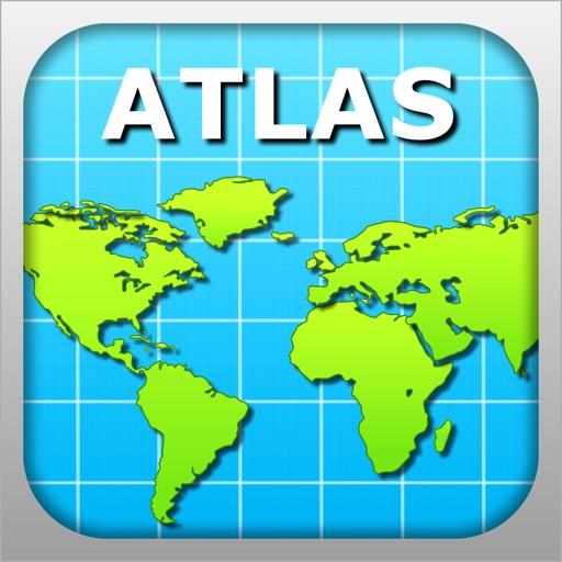 Atlas for iPad - World Maps, Facts & Statistics