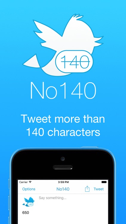 No140 - Make Longer Tweets