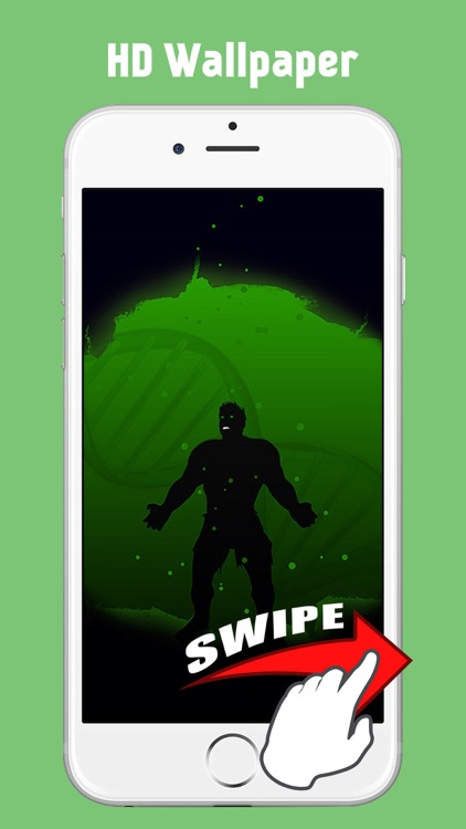 Superhero HD Wallpapers for Hulk