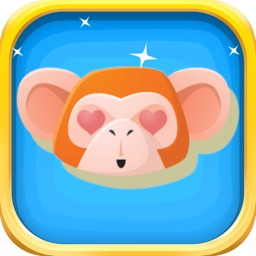 Monkey Stickers - Cute Monkey Emojis