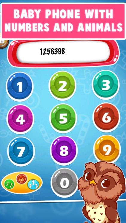 My First Baby Phone Games for Babies screenshot-4