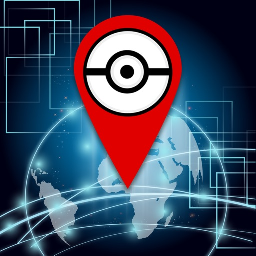 PokeRadar-Poke Radar Go Map Vision For Pokémon GO