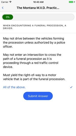 montana drivers test study guide
