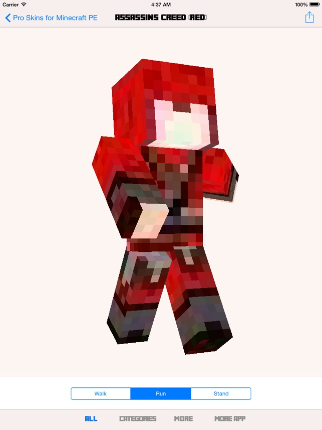 Pro Skins For Minecraft PE Pocket Edition On The App Store - Skin para o minecraft pocket edition