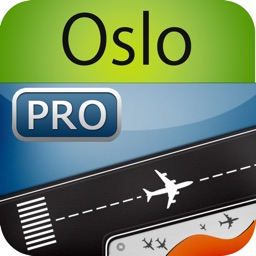 Oslo Airport Pro (OSL) + Flight Tracker HD