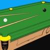 スヌーカーチャンピオンズ - ゲームのプレイボールの黒い点